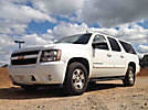 2007 Chevrolet C1500 Suburban 4-Door Sport Utility Vehicle