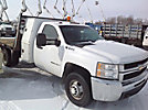 2007 Chevrolet C3500HD Flatbed Truck