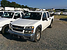 2007 Chevrolet Colorado 4x4 Pickup Truck