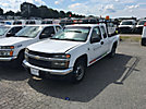 2007 Chevrolet Colorado Extended-Cab Pickup Truck