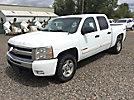 2007 Chevrolet K1500 4x4 Crew-Cab Pickup Truck