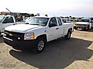 2007 Chevrolet K1500 4x4 Extended-Cab Pickup Truck