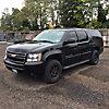 2007 Chevrolet K1500 Suburban 4x4 4-Door Sport Utility Vehicle