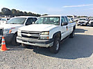 2007 Chevrolet K2500HD 4x4 Extended-Cab Pickup Truck