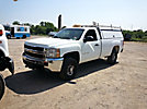 2007 Chevrolet K2500HD 4x4 Pickup Truck