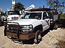 2007 Chevrolet K3500 4x4 Flatbed Truck
