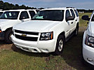 2007 Chevrolet Tahoe 4x4 4-Door Sport Utility Vehicle
