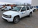 2007 Chevrolet Trailblazer 4x4 4-Door Sport Utility Vehicle