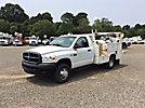 2007 Dodge D3500 Crew-Cab Pickup Truck