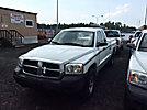 2007 Dodge Dakota 4x4 Extended-Cab Pickup Truck