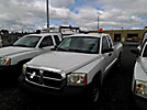 2007 Dodge Dakota 4x4 Extended-Cab Pickup Truck