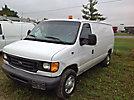 2007 Ford E250 Cargo Van
