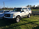 2007 Ford Expedition 4x4 4-Door Sport Utility Vehicle