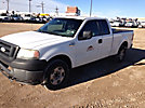 2007 Ford F150 4x4 Extended-Cab Pickup Truck