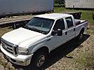 2007 Ford F250 4x4 Crew-Cab Pickup Truck