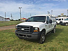 2007 Ford F250 4x4 Extended-Cab Pickup Truck