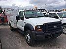 2007 Ford F450 Dump Truck