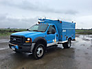 2007 Ford F450 Enclosed Service Truck