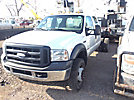 2007 Ford F550 4x4 Crew-Cab Chassis