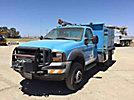 2007 Ford F550 4x4 Welder/Service Truck,