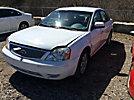 2007 Ford Five Hundred AWD 4-Door Sedan