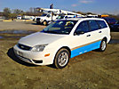 2007 Ford Focus SE ZXW 4-Door Station Wagon
