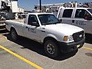 2007 Ford Ranger 4x4 Pickup Truck