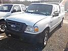 2007 Ford Ranger Extended-Cab Pickup Truck