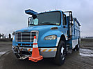 2007 Freightliner M2 106 Enclosed Utility Truck