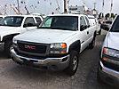 2007 GMC C2500HD Crew-Cab Pickup Truck