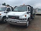 2007 GMC C5500 Flatbed Truck