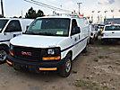 2007 GMC G3500 Cargo Van,
