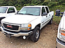 2007 GMC K2500HD 4x4 Crew-Cab Pickup Truck