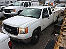 2007 GMC K2500HD 4x4 Extended-Cab Pickup Truck