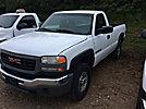 2007 GMC K2500HD 4x4 Pickup Truck