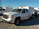 2007 GMC K3500HD 4x4 Extended-Cab Pickup Truck