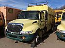 2007 International 4200 Chipper Dump Truck