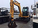 2007 JCB 8080ZTS Hydraulic Excavator