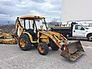 2007 John Deere 110 4x4 Mini Tractor Loader Backhoe