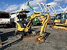 2007 Komatsu PC27MR-2 Mini Hydraulic Excavator