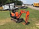 2007 Kubota K008-3 Mini Hydraulic Excavator,