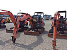 2007 Kubota KX121-3 Super Series Mini Hydraulic Excavator