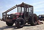2007 Kubota M108S 4x4 Utility Tractor