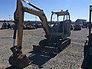 2007 Neuson/Mustang G3503-RD Mini Hydraulic Excavator