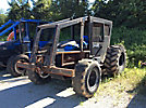 2007 New Holland TB120 4x4 Utility Tractor