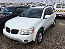2007 Pontiac Torrent 4-Door Sport Utility Vehicle
