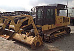 2007 Rayco C140 Crawler Shredder/Mulcher,