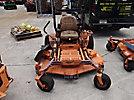 2007 Scag Turf Tiger 61 Zero-Turn Riding Lawn Mower, s/n C300024, gas