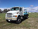 2007 Sterling Acterra 4x4 Flatbed Reel Truck