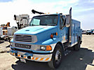 2007 Sterling Acterra Utility Truck,